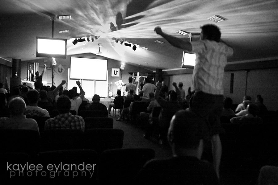 UFC 100 16 copy1 Fighting & Punching of Faces....At My Church!