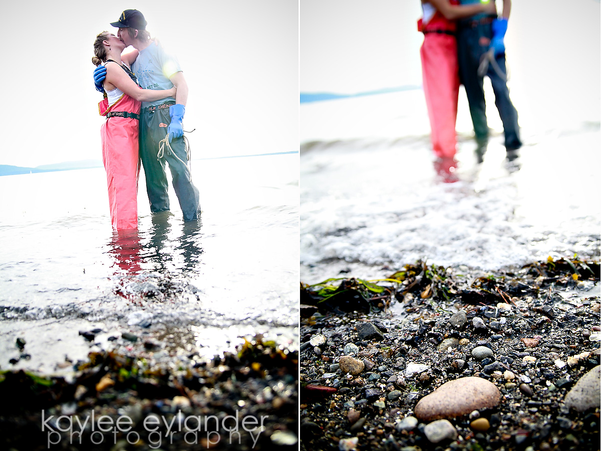 Cat todd 45 Bellingham Engagement Session: Bowling, Railroads and Water, Oh My! | Kaylee Eylander Photography