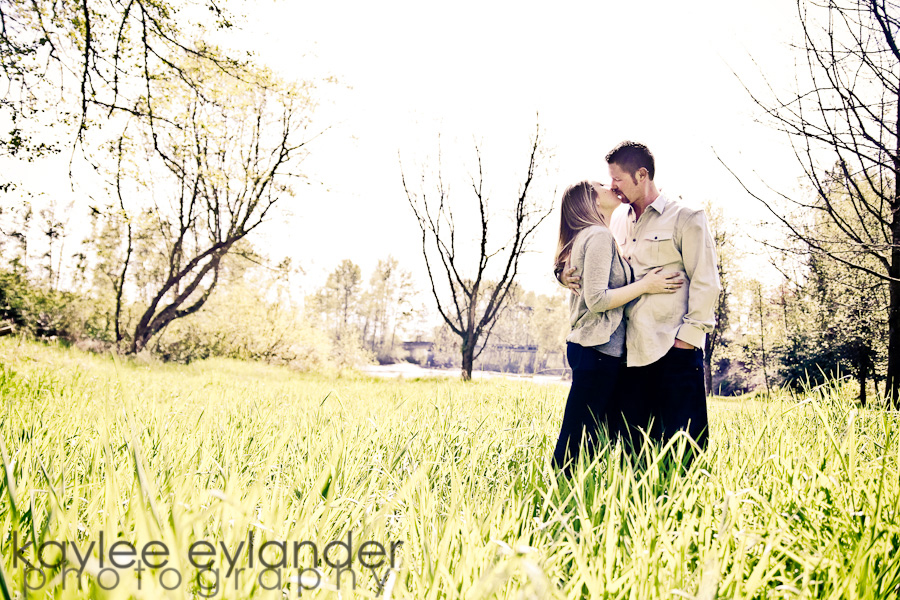 Trish Phil 12 Snohomish Wedding Photographer | Park Engagement Session Sneak Peek