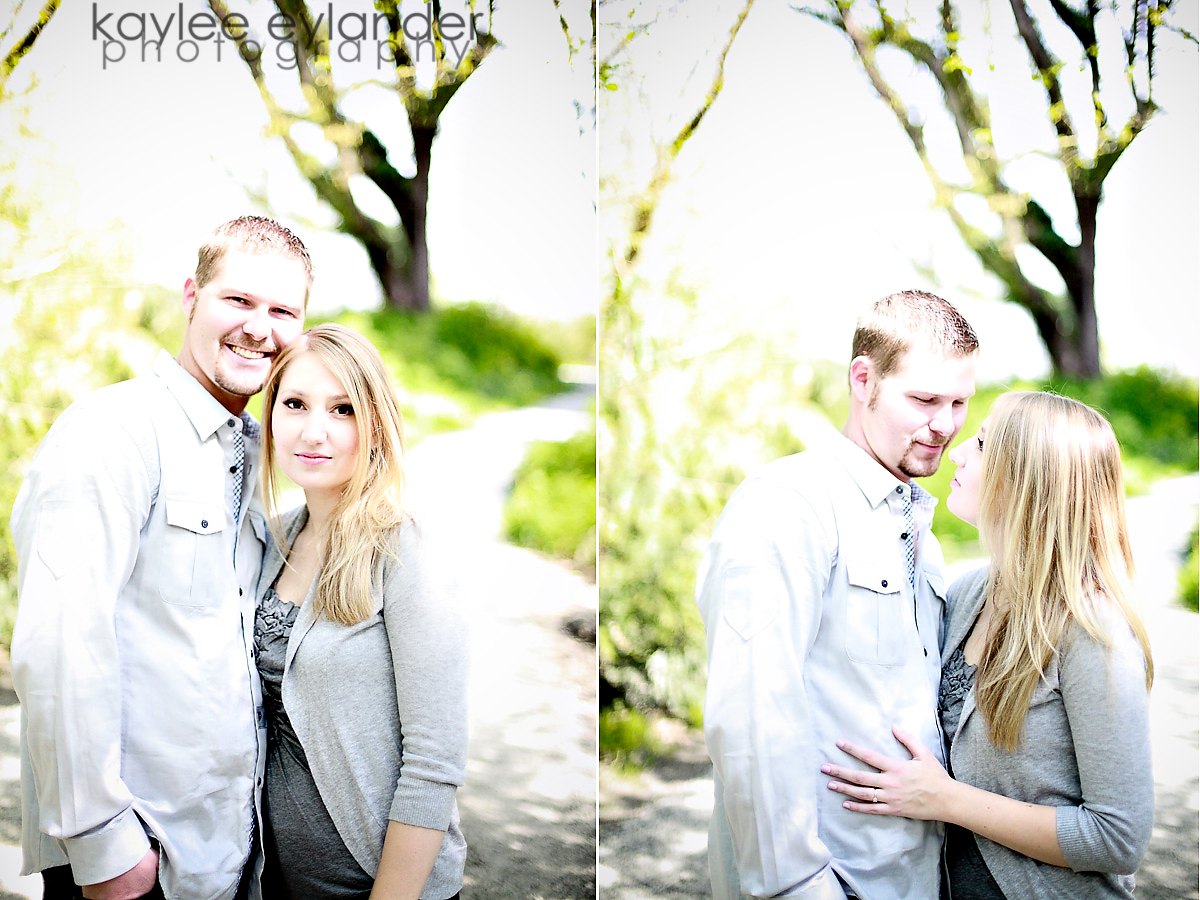 Trish Phil 14 Snohomish Wedding Photographer | Park Engagement Session Sneak Peek