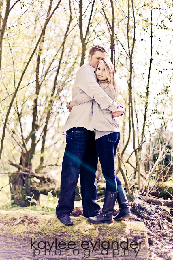 Trish Phil 18 Snohomish Wedding Photographer | Park Engagement Session Sneak Peek