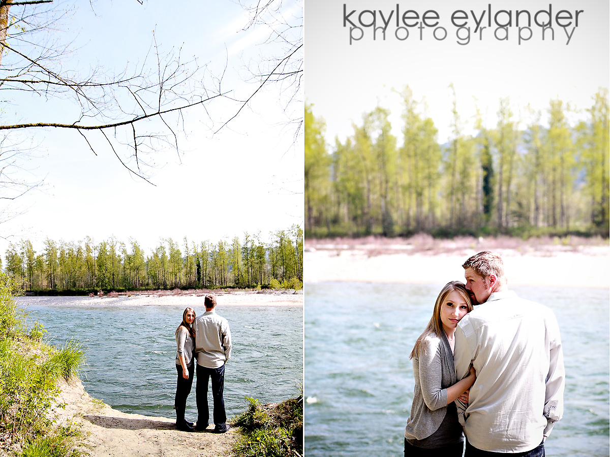 Trish Phil 30 Snohomish Wedding Photographer | Park Engagement Session Sneak Peek