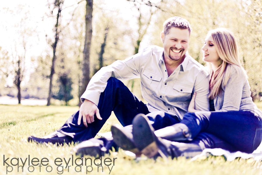 Trish Phil 8 Snohomish Wedding Photographer | Park Engagement Session Sneak Peek