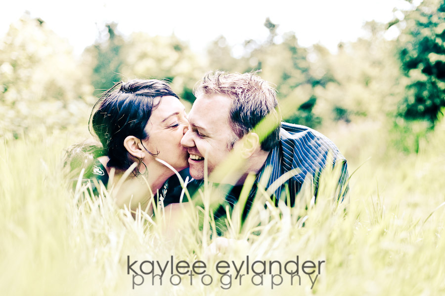Danielle Ryan 22 Redmond Engagement Session | Marymoor Park