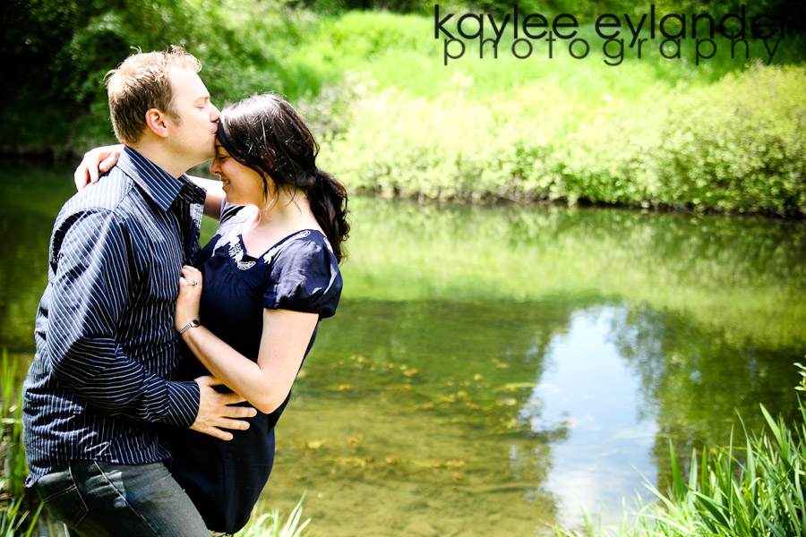 Danielle Ryan 25 Redmond Engagement Session | Marymoor Park