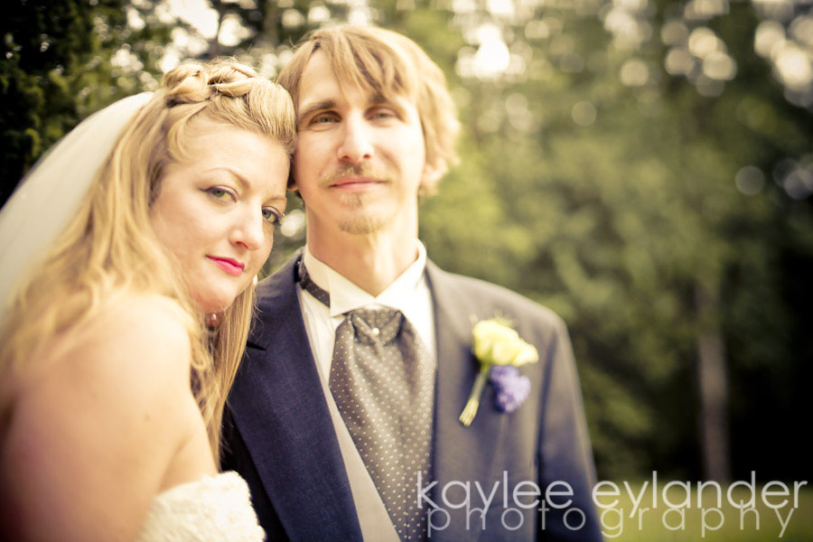 Cat Todd 20 Cat & Todd : Vintage & Amazing Wedding | Kaylee Eylander Photography