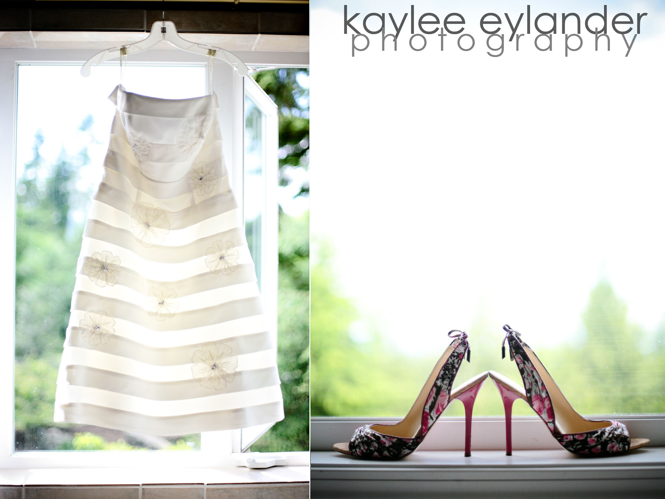 Getting Ready 2 DIY Modern Vintage Wedding....gotta love it! | Kaylee Eylander Photography