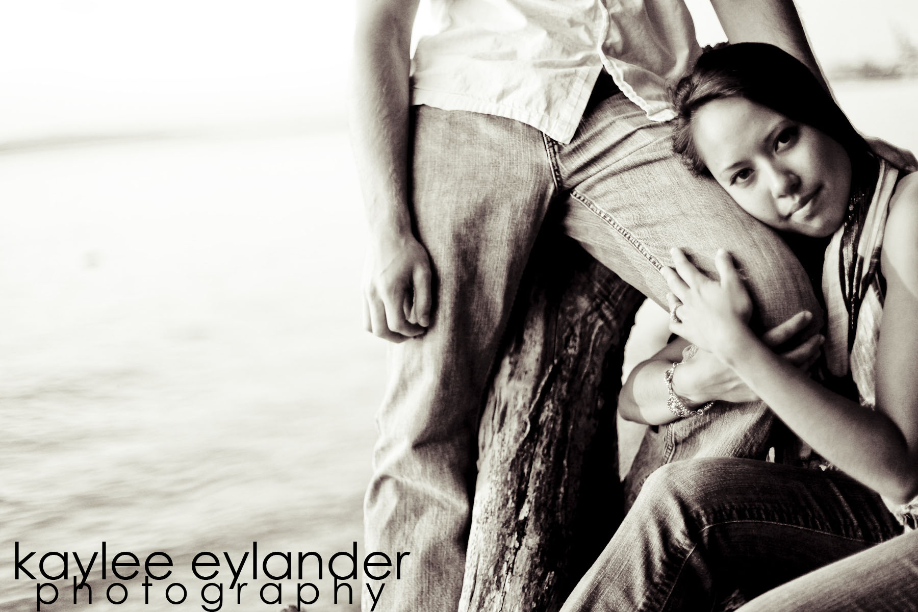 morgan justin 22 Beaches, Water & Trees....these are a few of my favorite things | Morgan & Justin|Beach Engagement Session