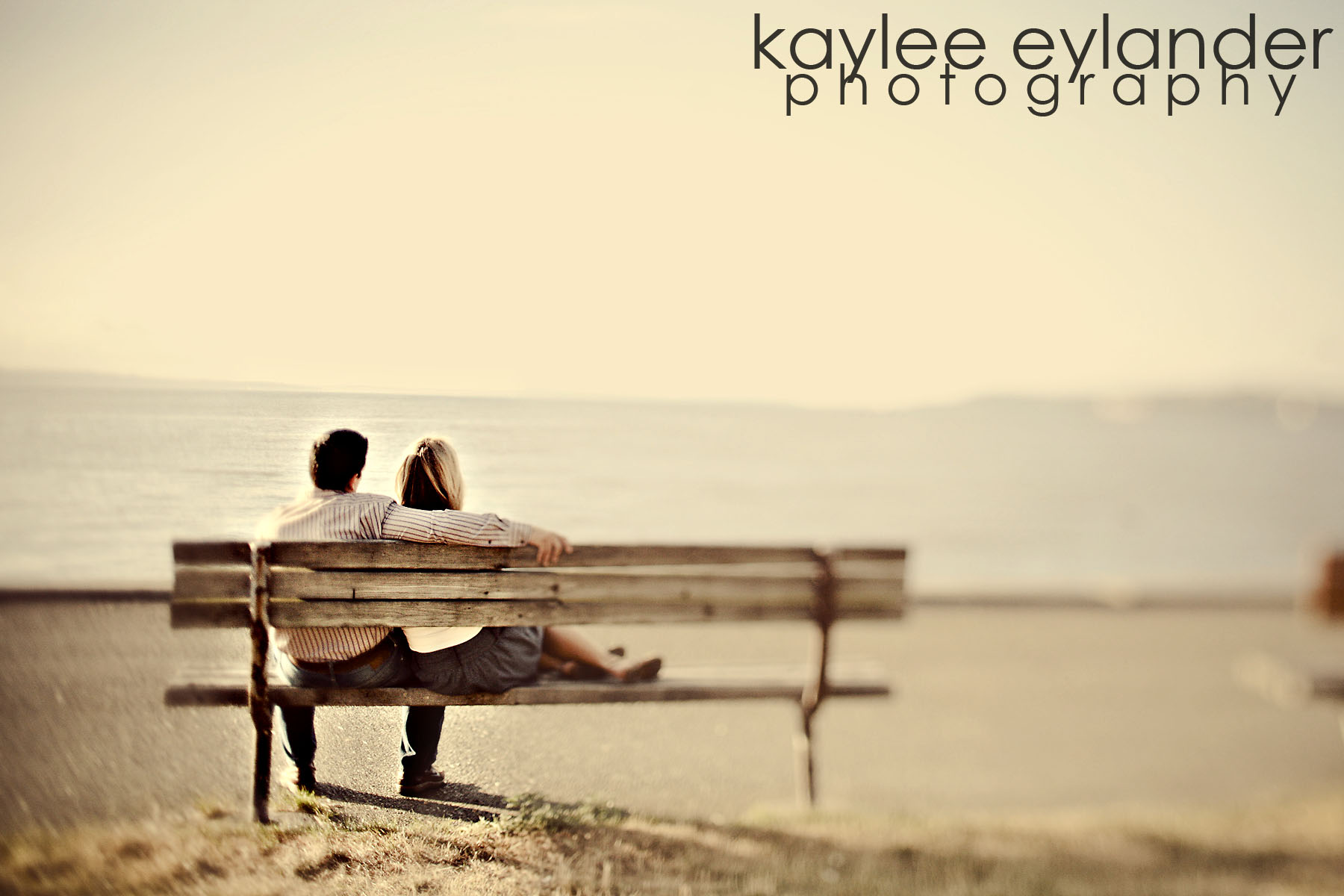 Engagement Session At Alki Beach