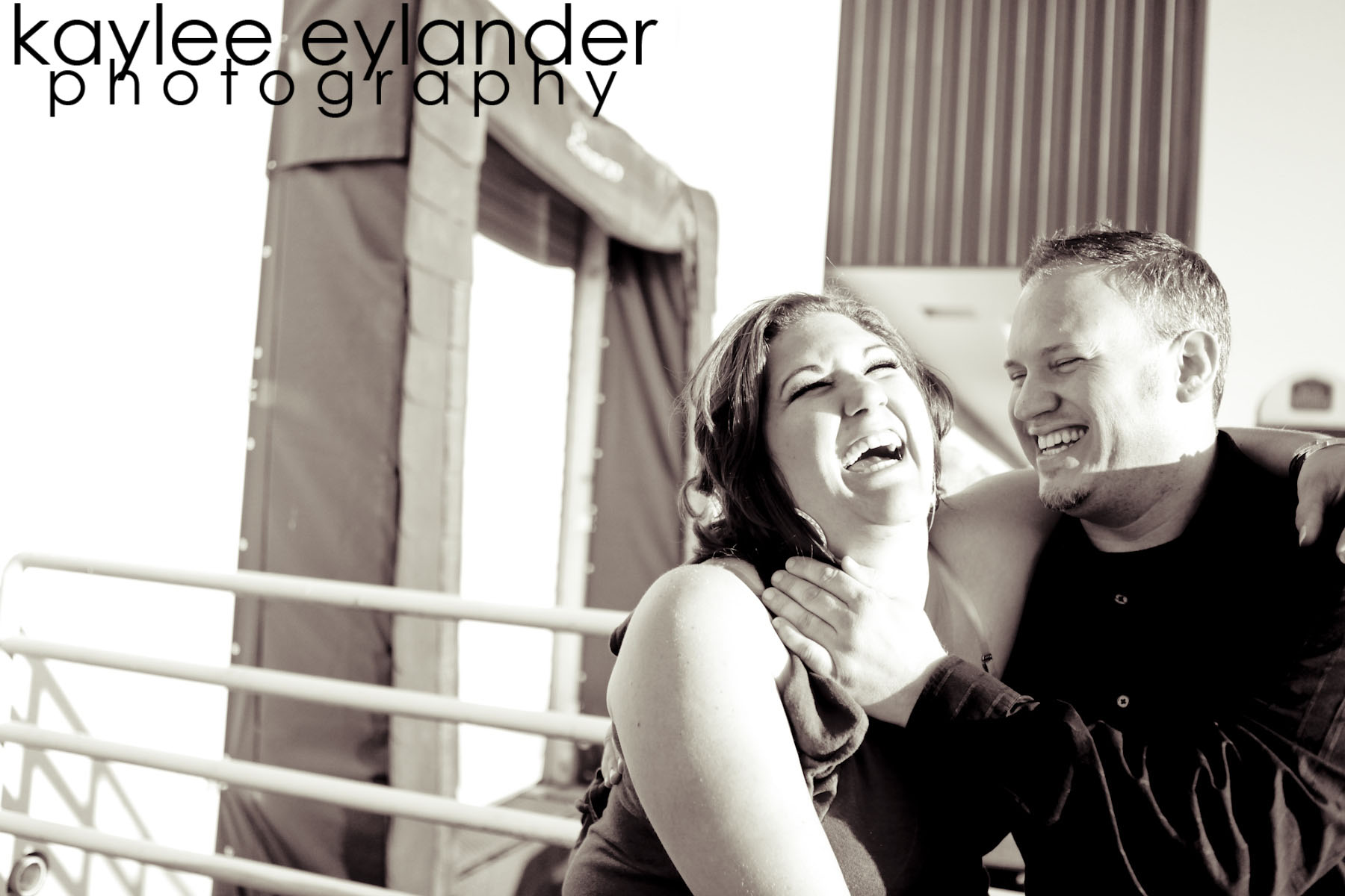 Curtis Sharon 26 Dancing with Curtis & Shannon| Engagement Session in Downtown Everett
