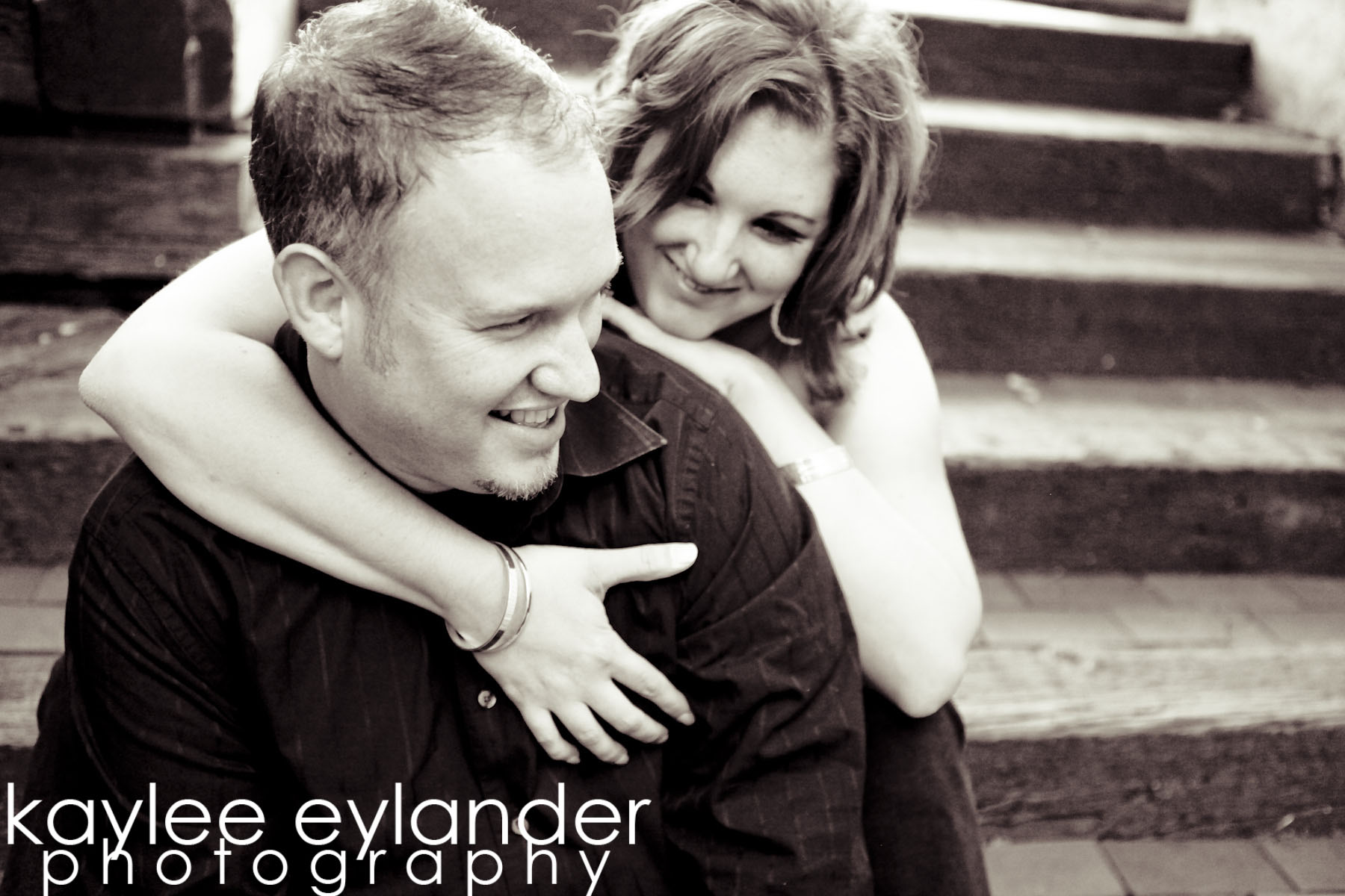 Curtis Sharon 8 Dancing with Curtis & Shannon| Engagement Session in Downtown Everett