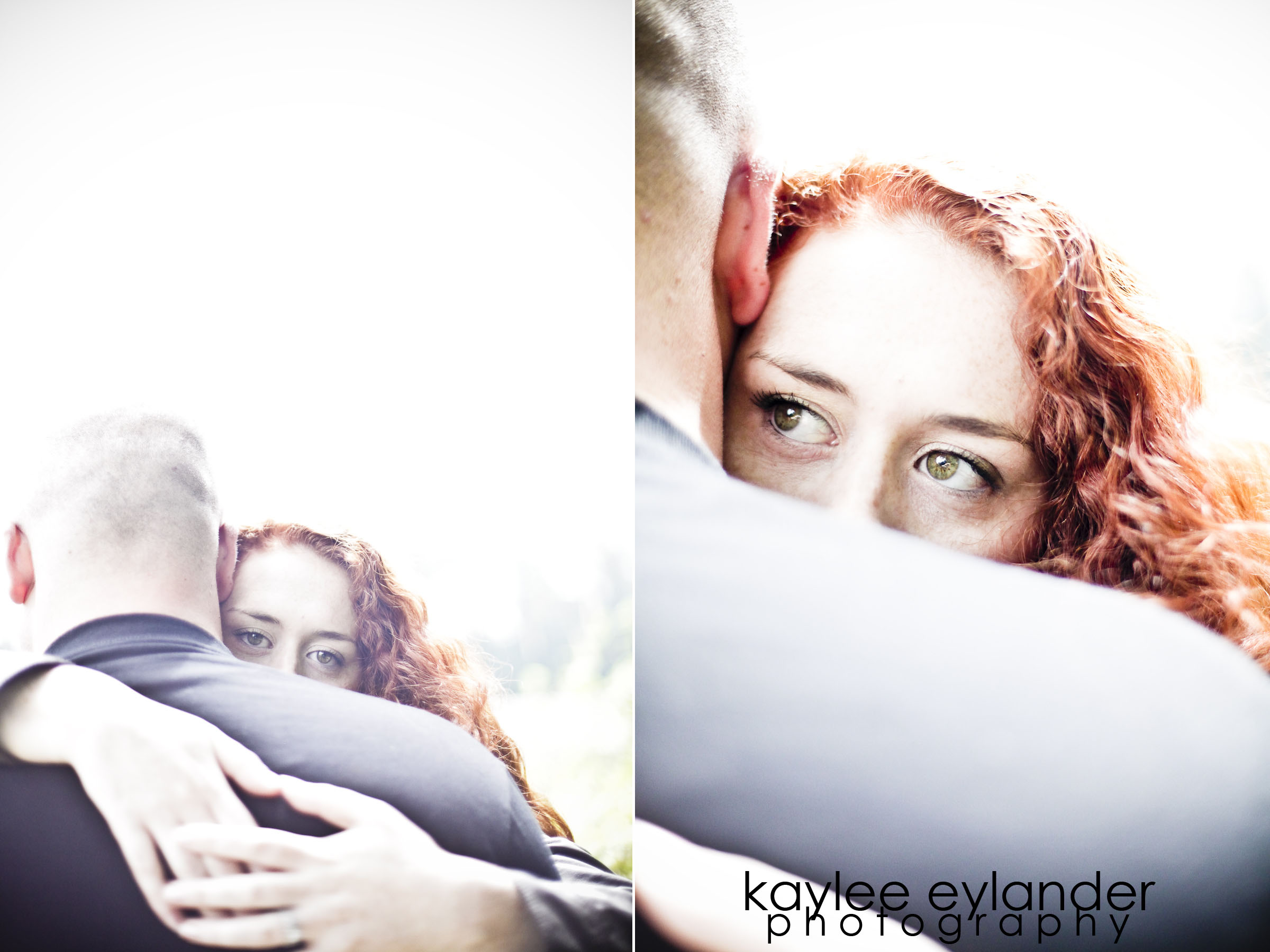 Meghann Rick 15 In The Trees| Engagement Session in the Forest | Eylander