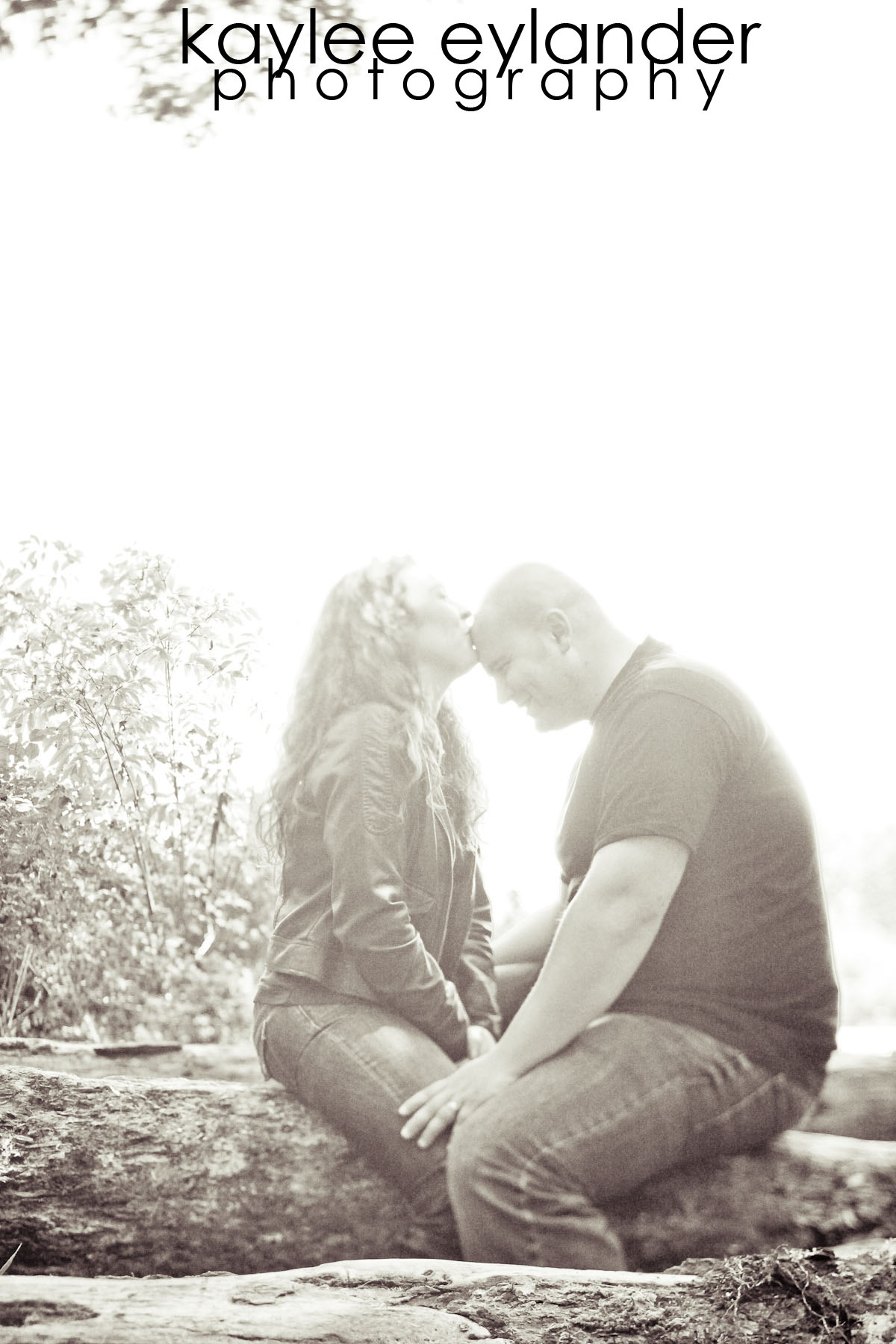 Meghann Rick 21 In The Trees| Engagement Session in the Forest | Eylander