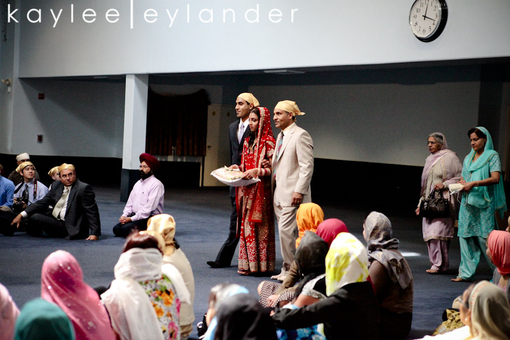 Sikh ceremony0023 Joe & Sharon | Sikh Indian Wedding | Seattle Wedding Photographer