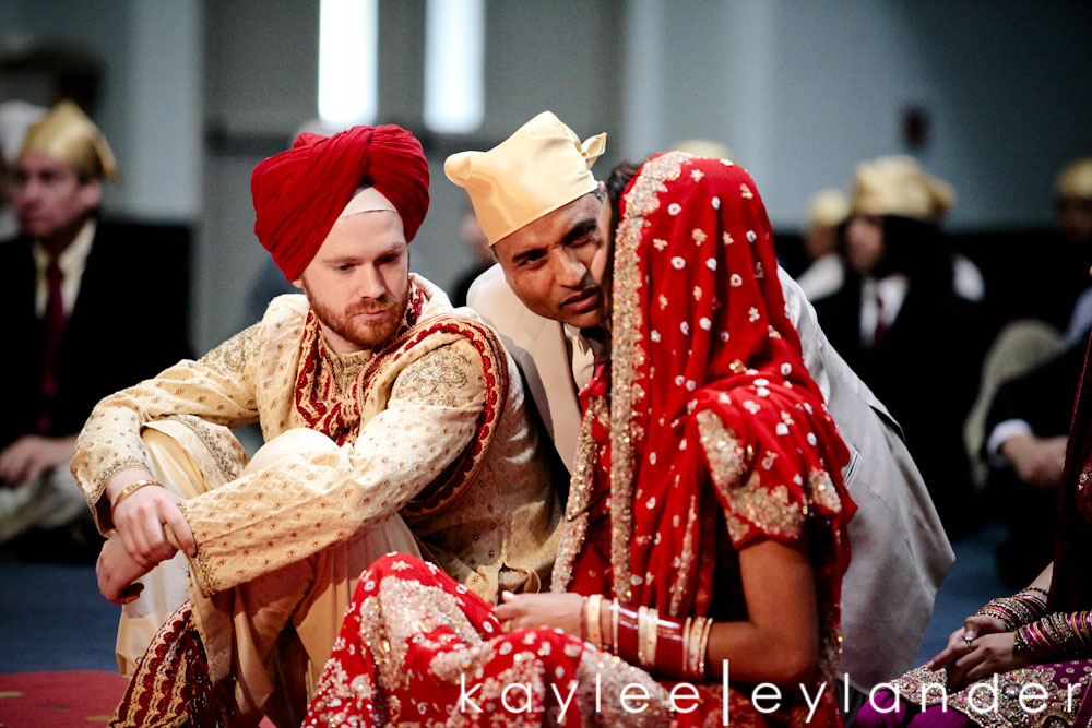 Sikh ceremony0024 Joe & Sharon | Sikh Indian Wedding | Seattle Wedding Photographer