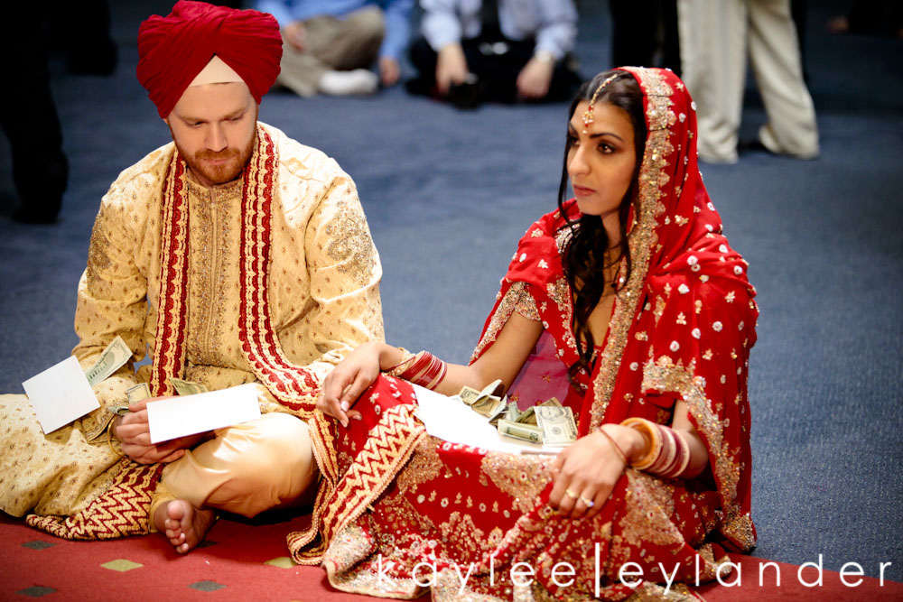 Sikh ceremony0030 Joe & Sharon | Sikh Indian Wedding | Seattle Wedding Photographer