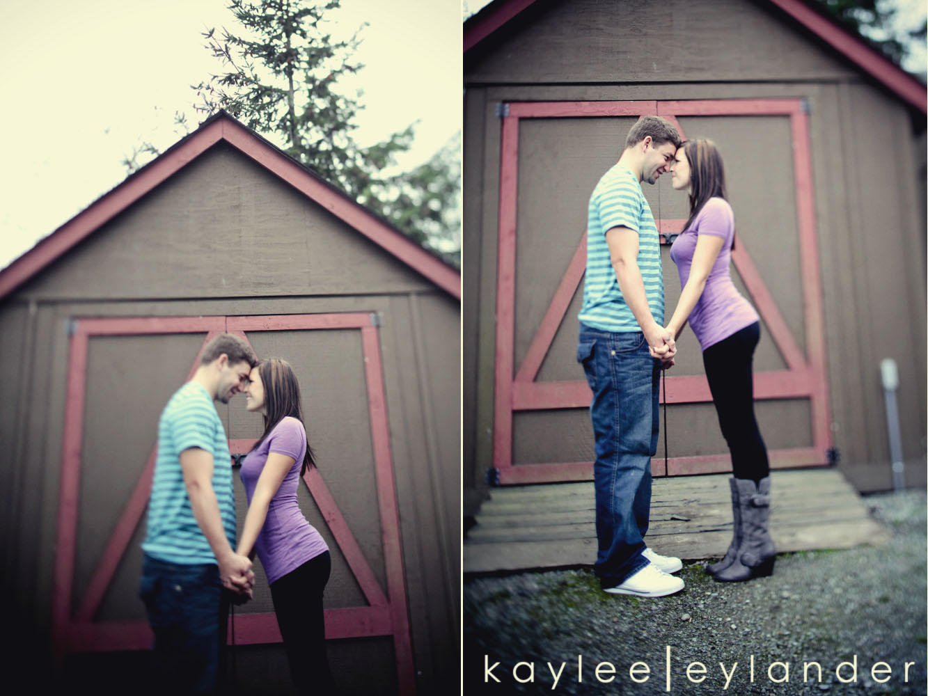 0021 Willows Lodge Engagement Session | Love Birds | Woodinville Wedding Photographer
