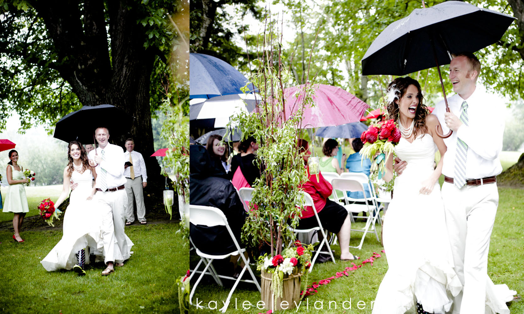 0446 Bellingham DIY Wedding | A Wedding in the rain never looked so good!| Kaylee Eylander