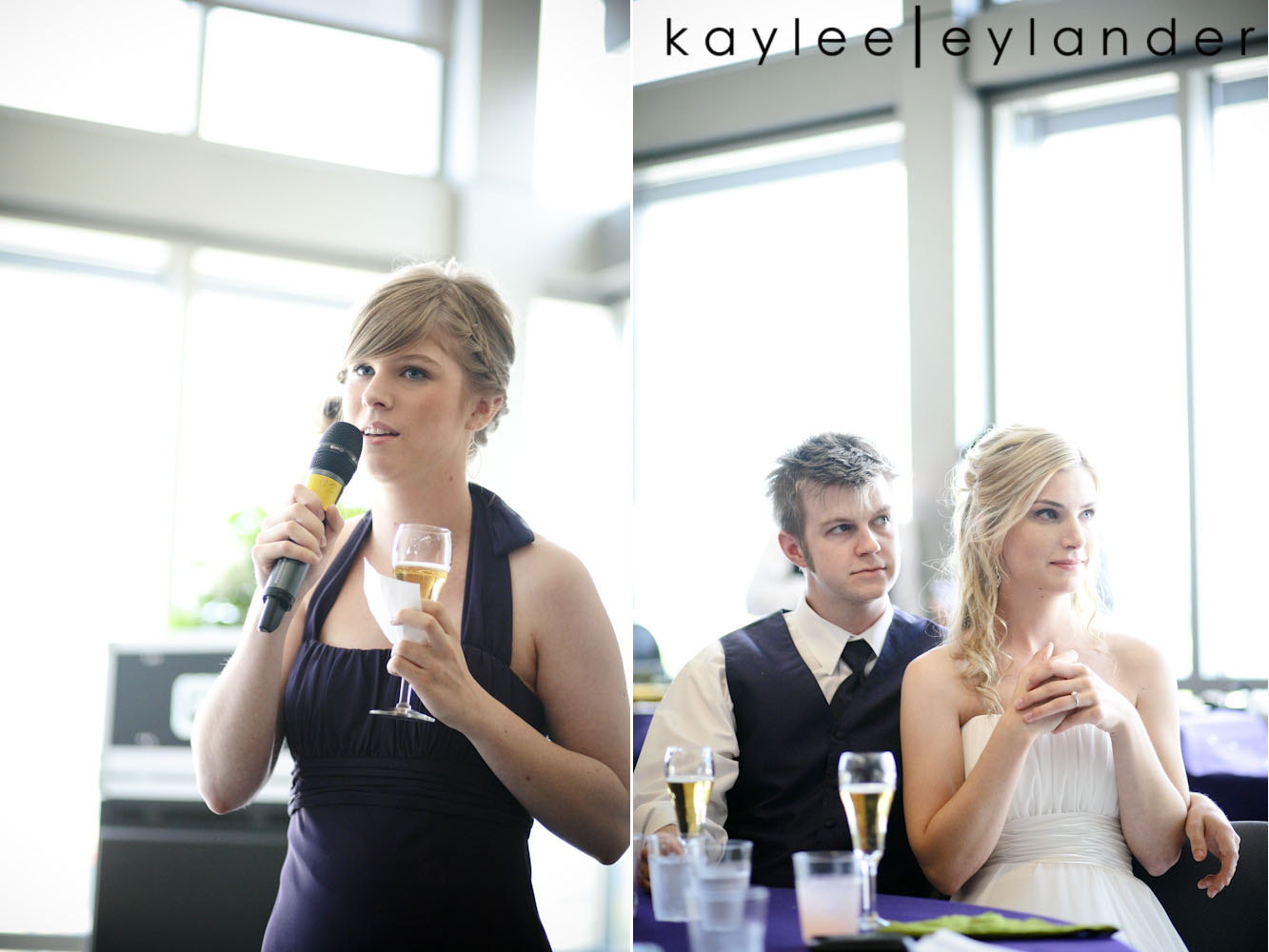 06131 Everett Train Station Wedding | Grey Tuxes & Green Flowers! | Seattle Wedding Photographers