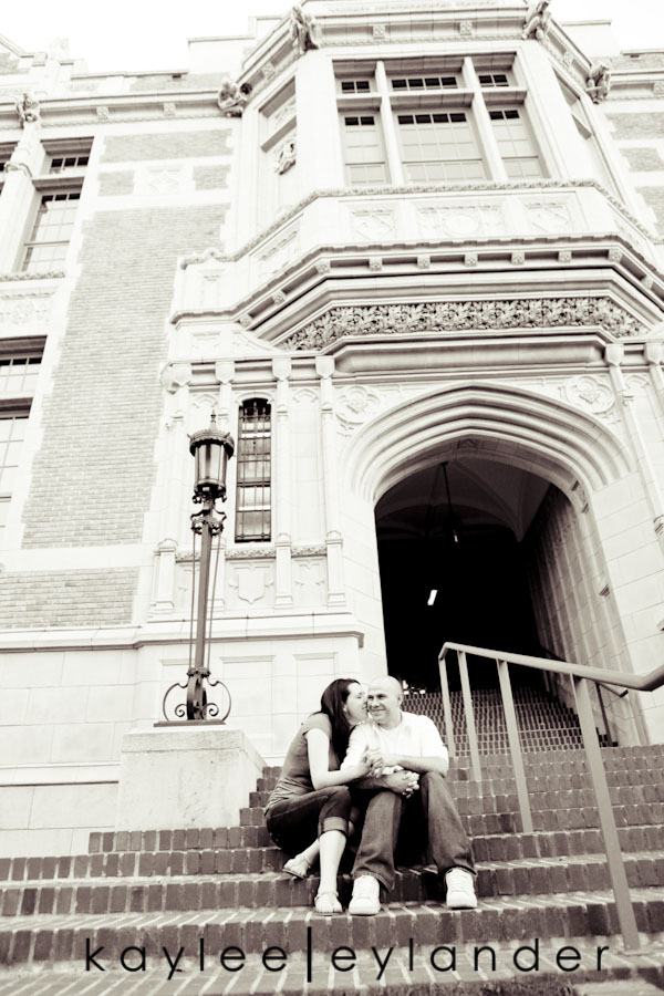 Engagement0003 Seattle Engagement Session | University of Washington