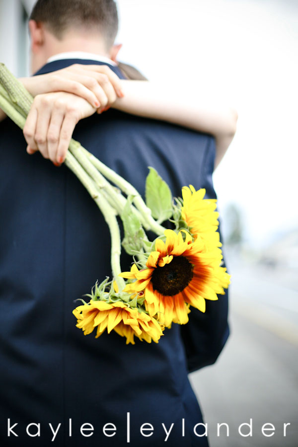 amanda andrew0003 Sunflowers, Ivy & Love | Marysville Opera House Wedding | Kaylee Eylander