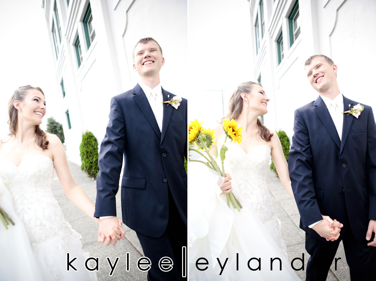 amanda andrew0016 Sunflowers, Ivy & Love | Marysville Opera House Wedding | Kaylee Eylander
