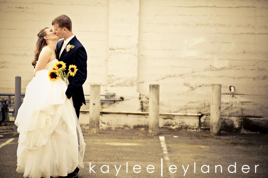 amanda andrew0017 Sunflowers, Ivy & Love | Marysville Opera House Wedding | Kaylee Eylander