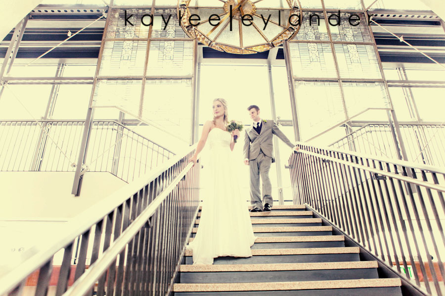 seattle wedding photographer. maren sky00371 Everett Train Station Wedding | Grey Tuxes & Green Flowers! | Seattle Wedding Photographers