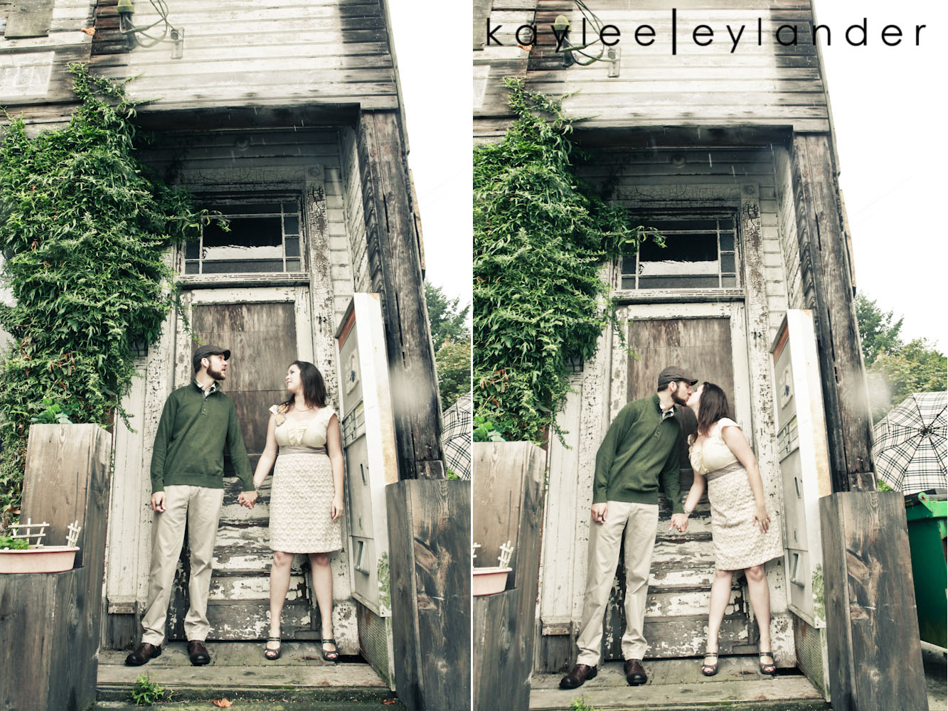 00072 Engagement Session in Snohomish | Quirky, Fun and a Little Random