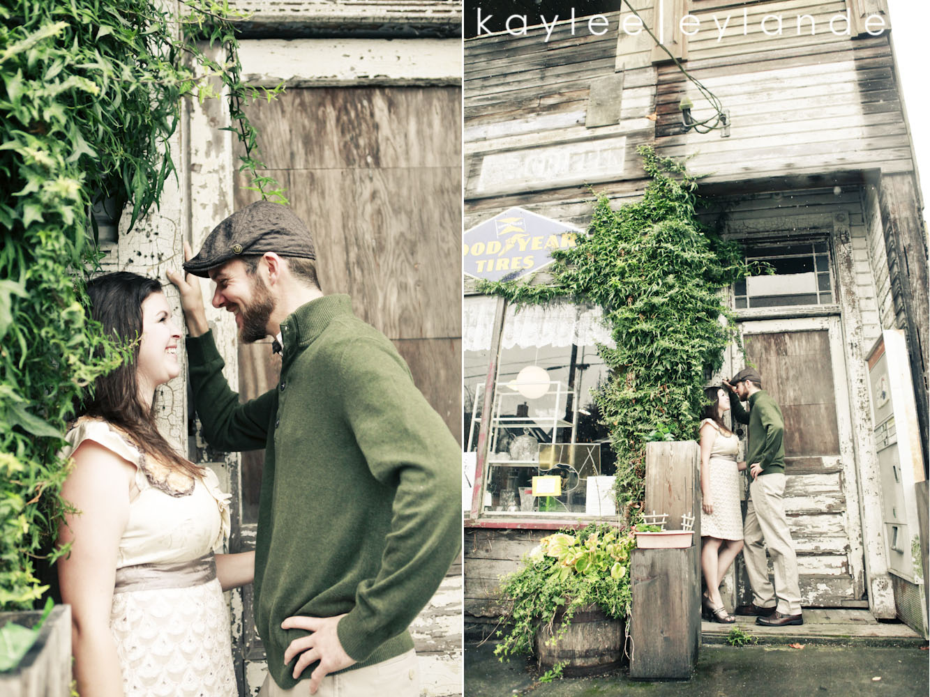 00151 Engagement Session in Snohomish | Quirky, Fun and a Little Random