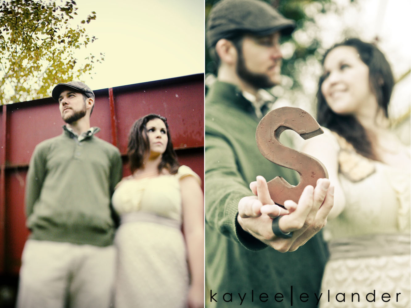 00281 Engagement Session in Snohomish | Quirky, Fun and a Little Random
