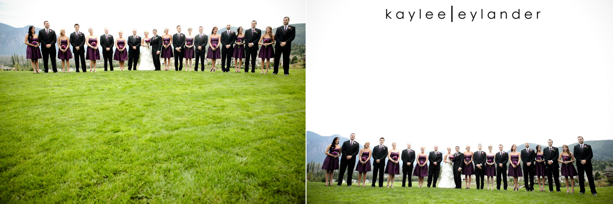 0304 Snoqualmie Ridge Golf Club Wedding | Modern Fun Wedding Photographer