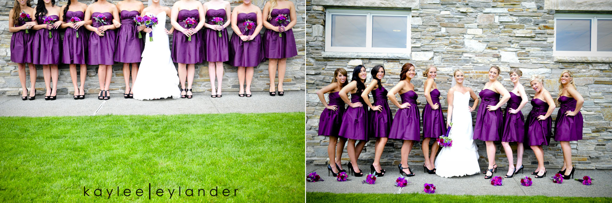 03081 Snoqualmie Ridge Golf Club Wedding | Modern Fun Wedding Photographer