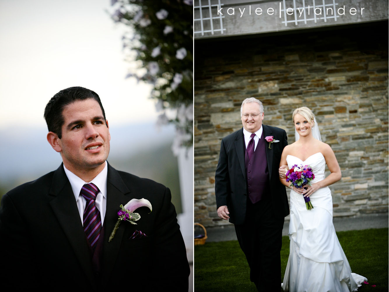 0502 Snoqualmie Ridge Golf Club Wedding | Modern Fun Wedding Photographer