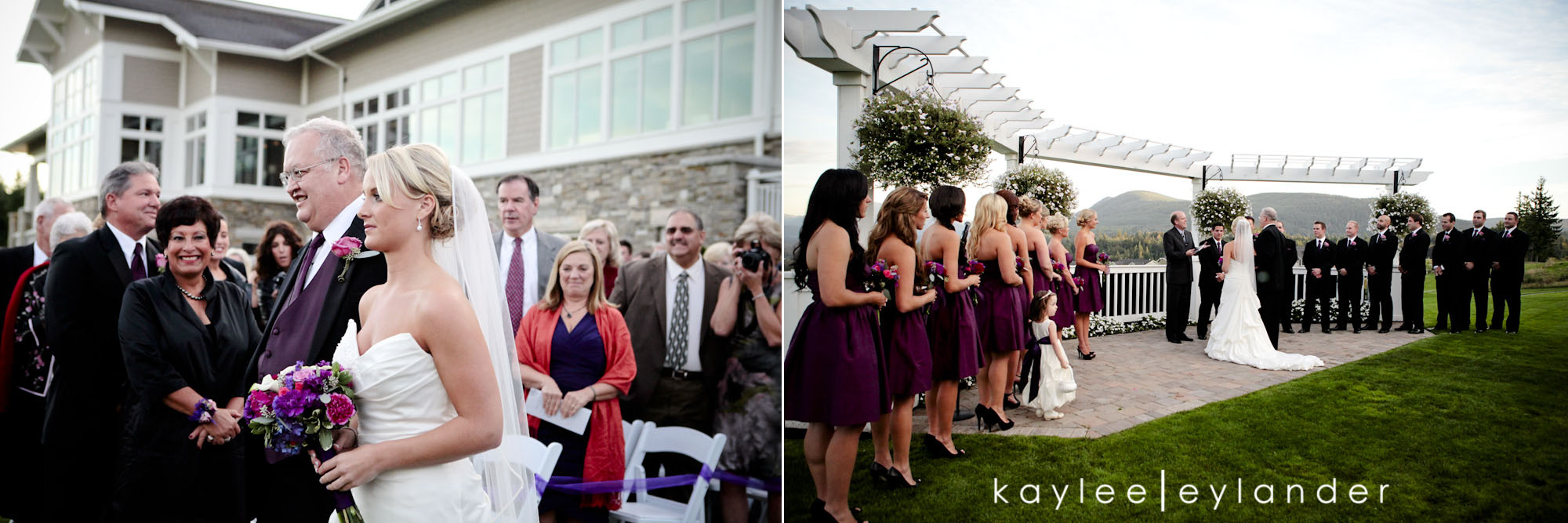 0505 Snoqualmie Ridge Golf Club Wedding | Modern Fun Wedding Photographer