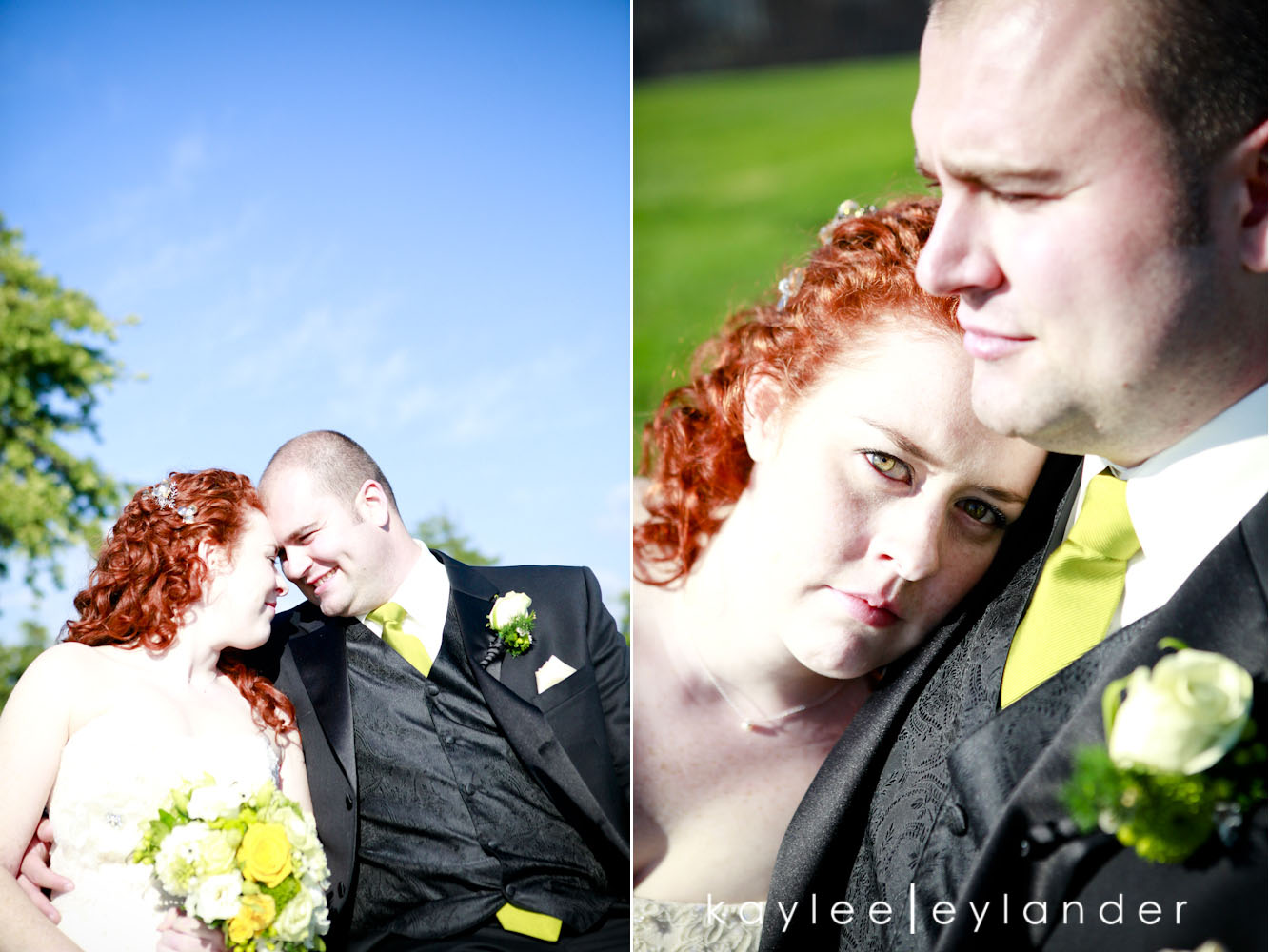 0524 Green trees at Broadway Hall | Bellingham Wedding Photographer