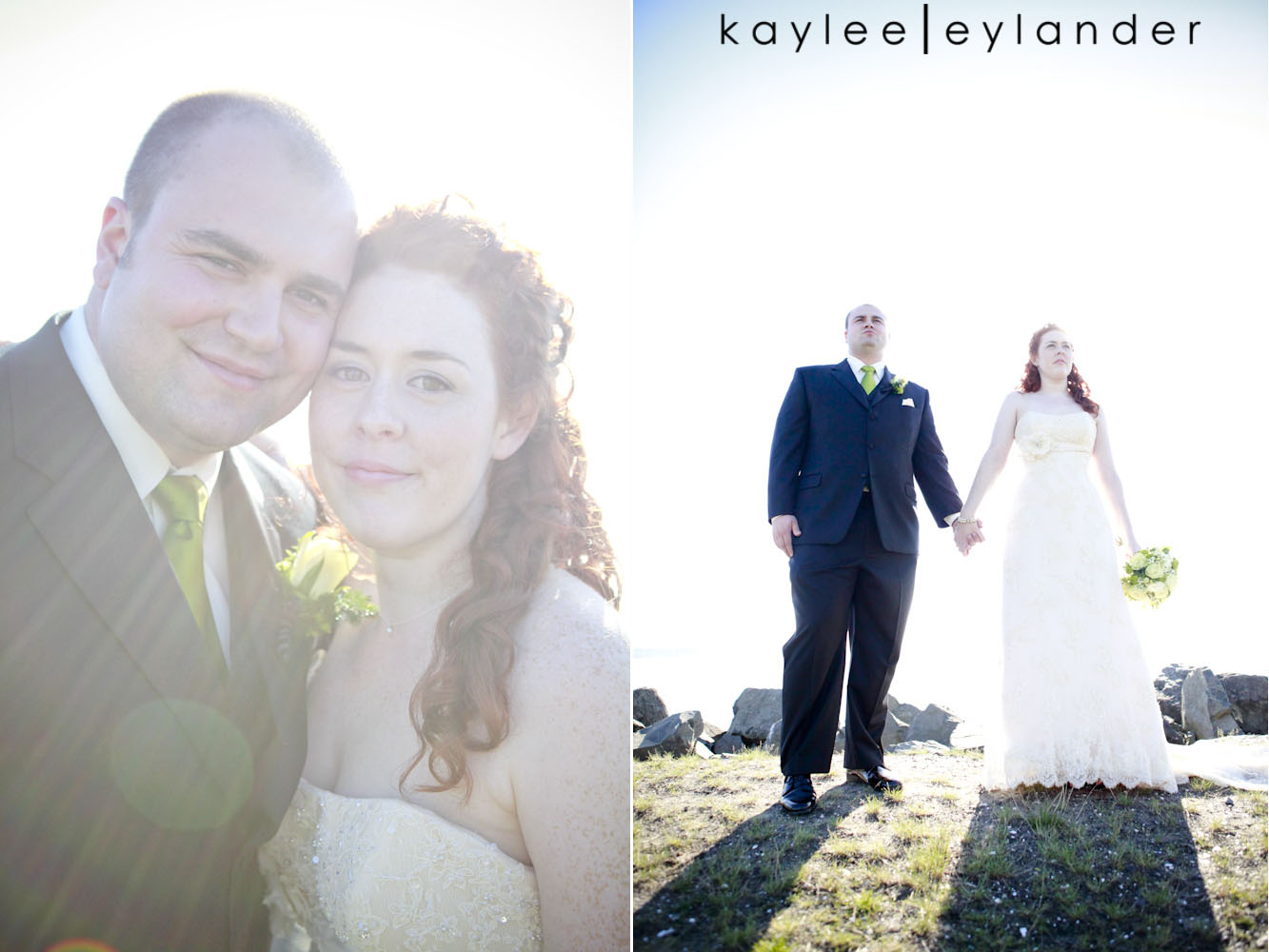0531 Green trees at Broadway Hall | Bellingham Wedding Photographer