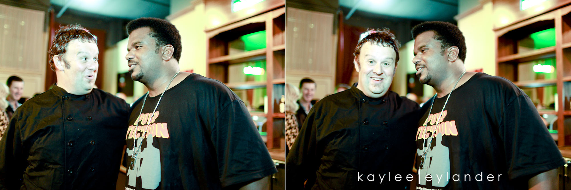 Rainn Wilson After Party0024 Rainn Wilson & Craig Robinson....Benefit for Mona Foundation | Seattle Event Photographers