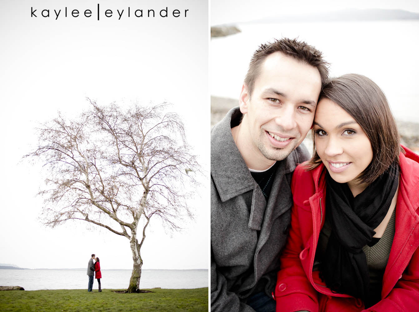 Aisha Brent Engagement0007 Bellingham Engagement Session | I heart Fairhaven! | Kaylee Eylander