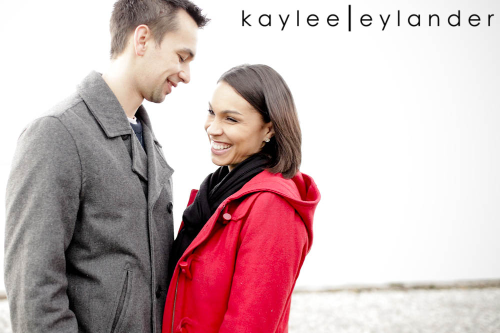 Aisha Brent Engagement0008 Bellingham Engagement Session | I heart Fairhaven! | Kaylee Eylander