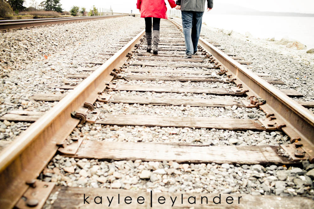 Aisha Brent Engagement0010 Bellingham Engagement Session | I heart Fairhaven! | Kaylee Eylander