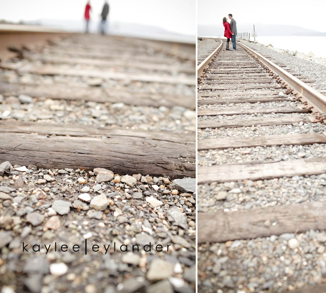 Aisha Brent Engagement0011 Bellingham Engagement Session | I heart Fairhaven! | Kaylee Eylander