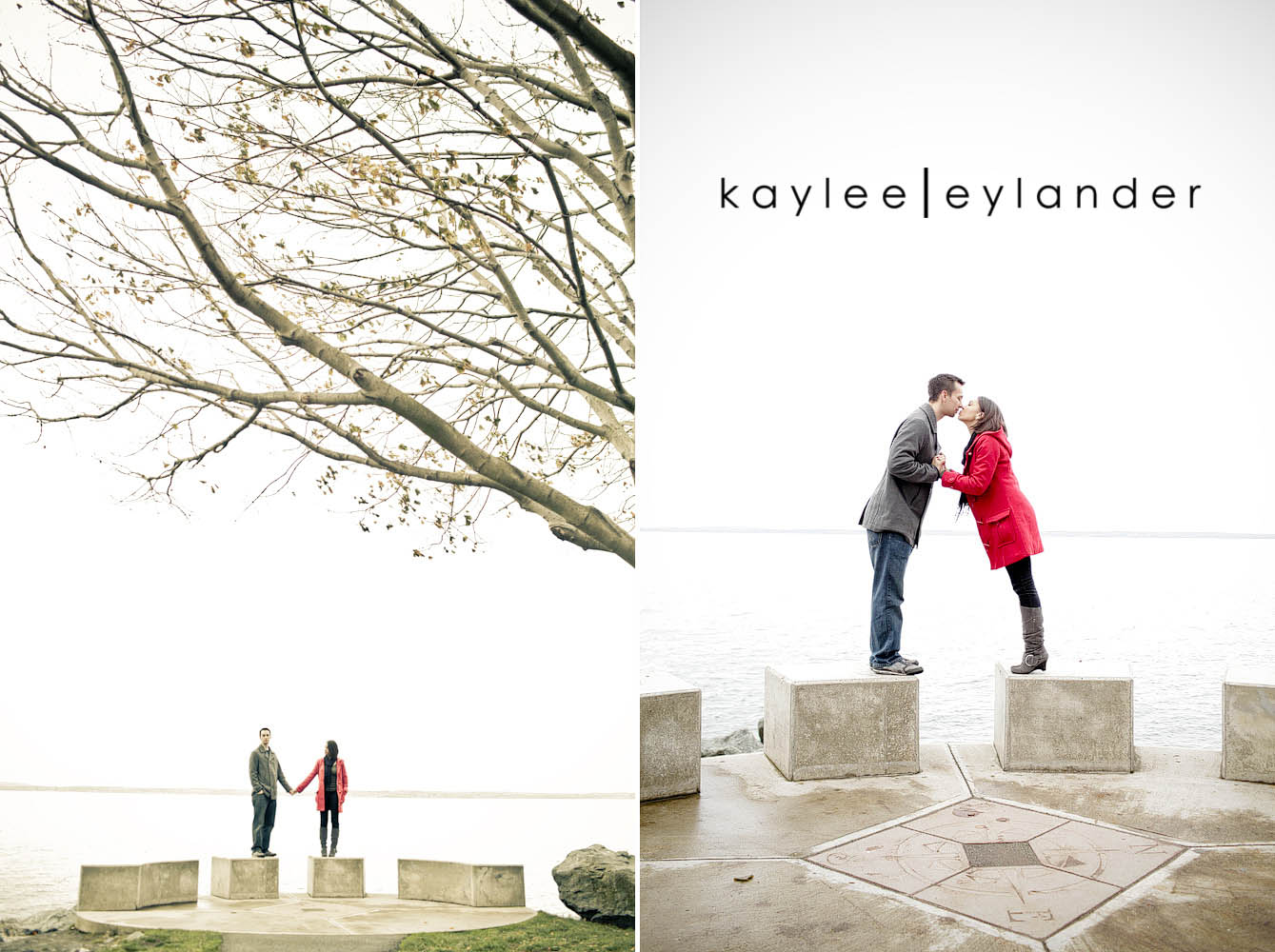 Aisha Brent Engagement0014 Bellingham Engagement Session | I heart Fairhaven! | Kaylee Eylander
