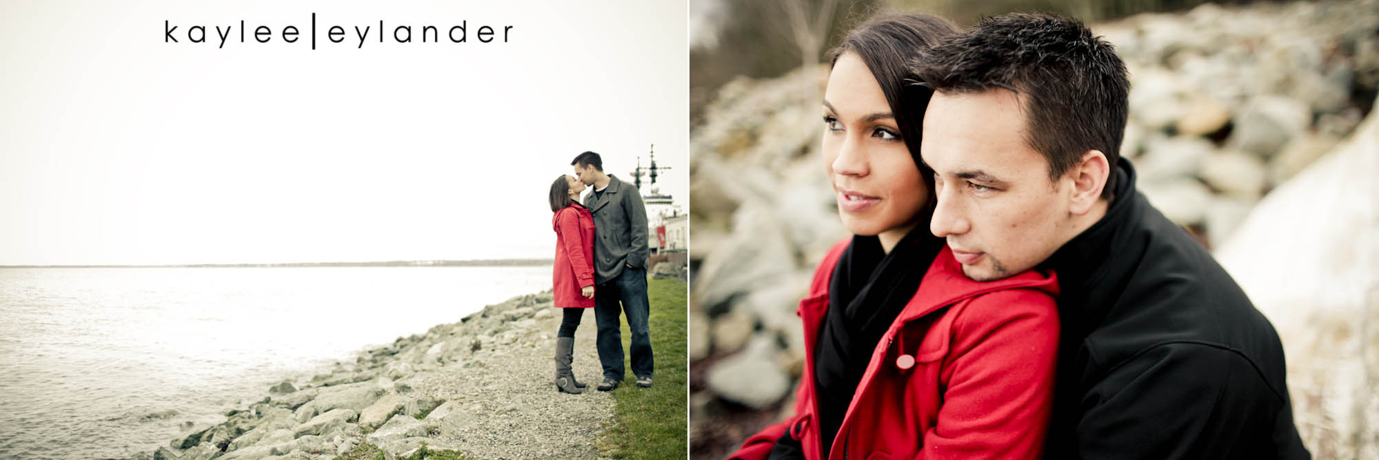 Aisha Brent Engagement0018 Bellingham Engagement Session | I heart Fairhaven! | Kaylee Eylander