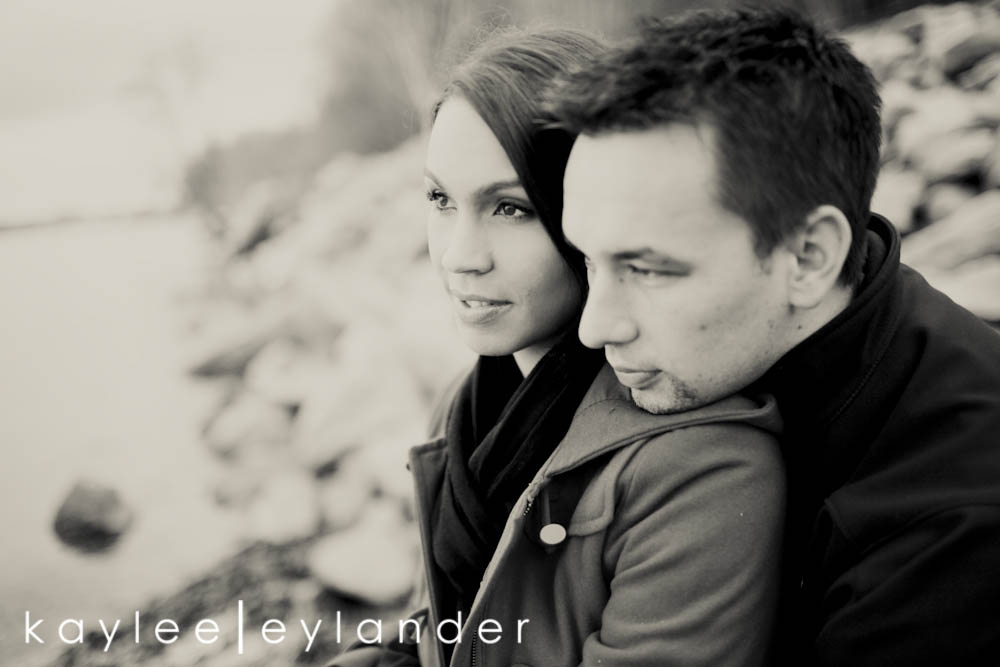 Aisha Brent Engagement0022 Bellingham Engagement Session | I heart Fairhaven! | Kaylee Eylander