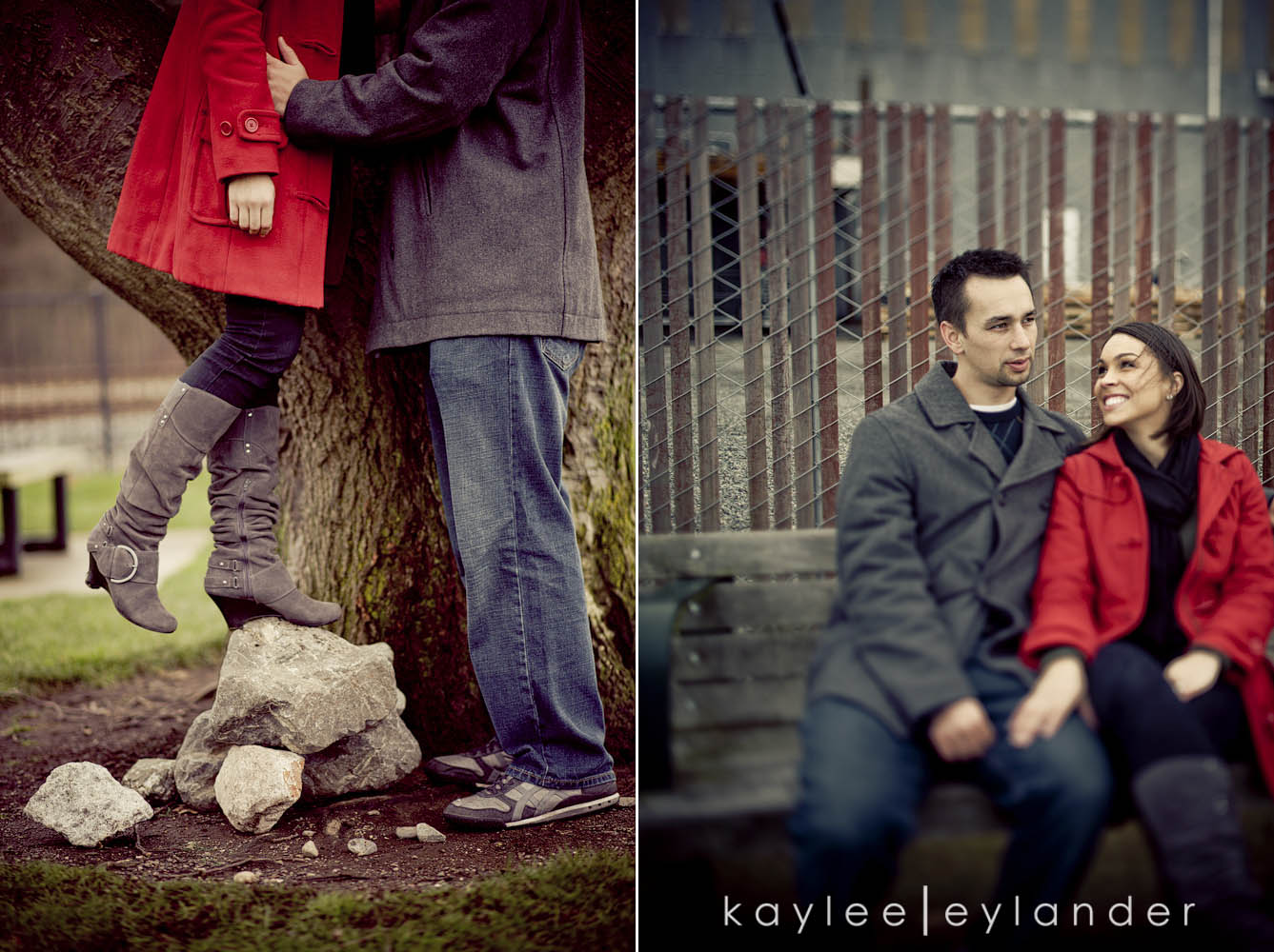 Aisha Brent Engagement0028 Bellingham Engagement Session | I heart Fairhaven! | Kaylee Eylander