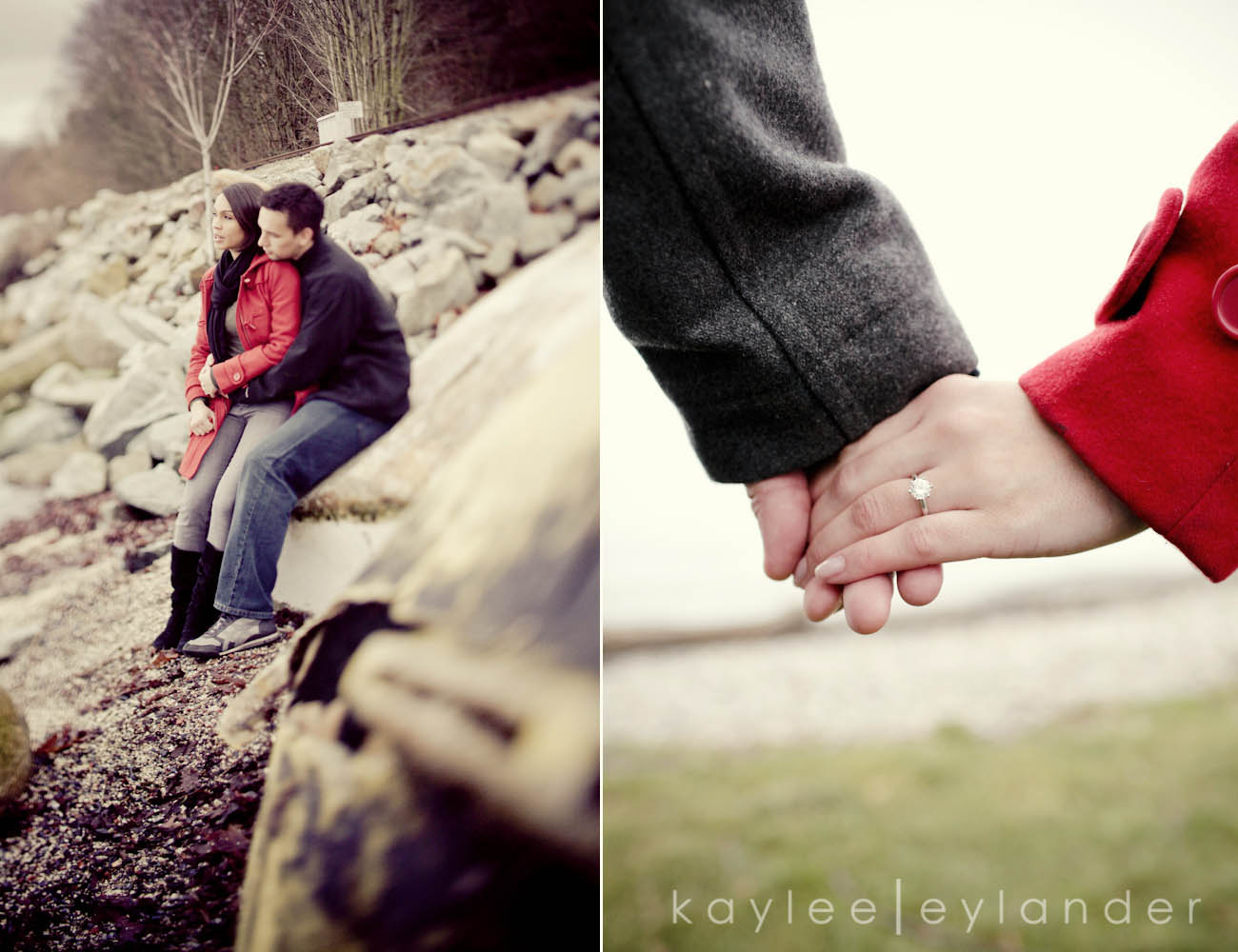 Aisha Brent Engagement0035 Bellingham Engagement Session | I heart Fairhaven! | Kaylee Eylander