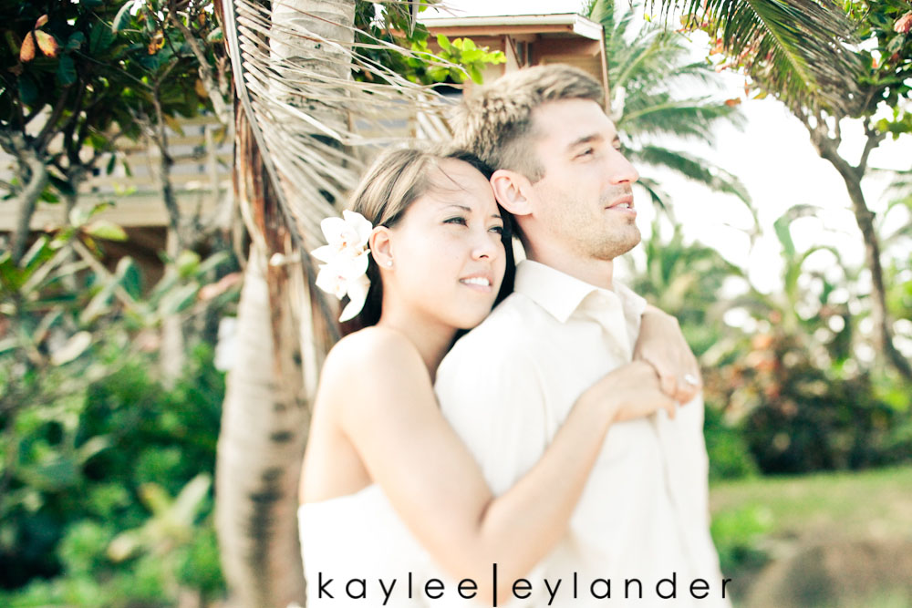 kauai wedding day after session 5 Kauai Wedding Day After Session | Palms, Sand and Goofy Glasses