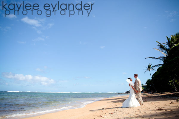 kaylee eylander kauai beach wedding 1 Kauai Destination Wedding Photographer | Getting Married in Paradise!