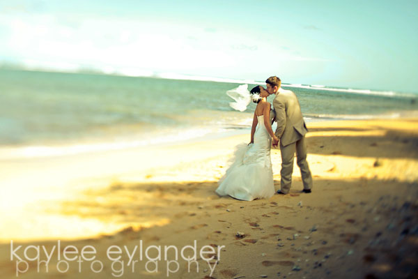 kaylee eylander kauai beach wedding 12 Kauai Destination Wedding Photographer | Getting Married in Paradise!